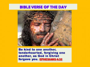 BIBLE VERSE OF THE DAY >>>>>30-07-2012