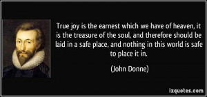 More John Donne Quotes