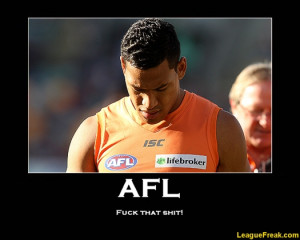 Rugby League Motivational Posters