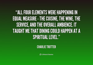 Four Elements Quotes