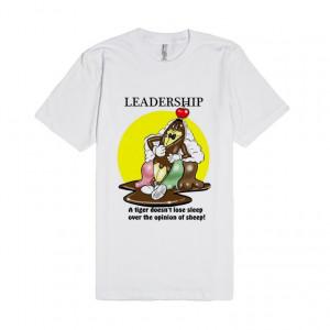 LEADERSHIP CARTOON QUOTE
