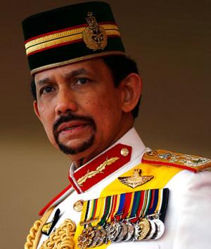 Sultan Hassanal Bolkiah of Brunei {1946}