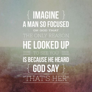 to my husband. Wewere far from following God perfectly and we were so ...