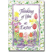 Easter Prayer Cards Card