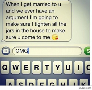 When I get married - Funny Pictures, Funny Quotes, Funny Videos ...