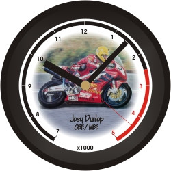 Gifts For Bikers Joey Dunlop Autograph