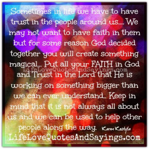 Have Faith In God Quotes Quotes about faith in god