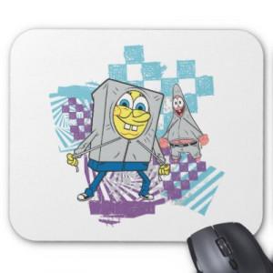 spongebob_patrick_invertebrates_in_the_hood_mousepad ...