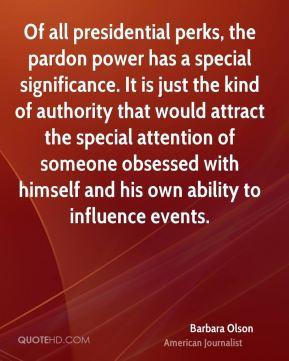 Pardon Quotes