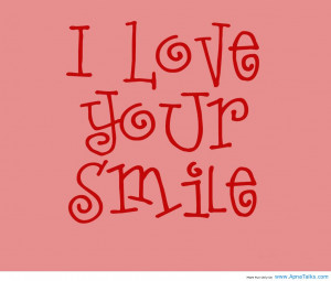 Smile Quotes HD Wallpaper 19