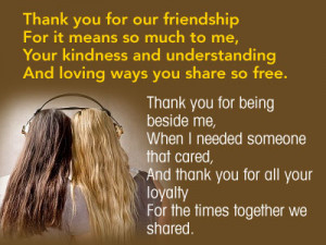 Famous Friendship quotes-make your friend feel special on this ...