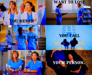 Grey's Anatomy Quotes On Friendship | … christina yang grey s ...