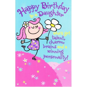 quotes | ... for Daughter - Birthday Wishes for Daughter - Happy ...
