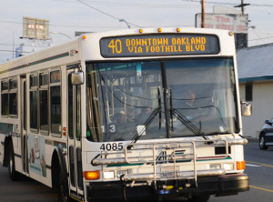 The 40 & 43 Bus Lines