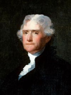 thomas jefferson jefferson was a deist though he did have respect for ...