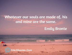 emily bronte quotes about love quotesgram