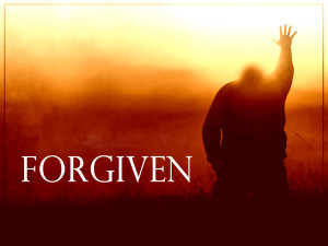 In Christ, you have been forgiven once for all. God is your Father and ...