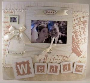 Source: http://www.diy-scrapbook.com/wedding-scrapbooking.html Like