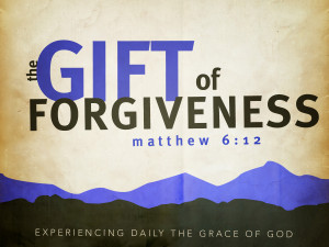 and forgive us our debts, as we also have forgiven our debtors ...