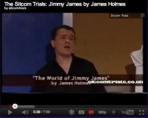 Jimmy James - Sitcom Trials solo sitcom