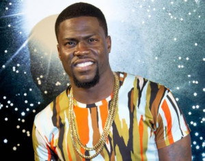 Kevin Hart on laughing at himself: