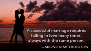 have always considered marriage as the most interesting event of one ...