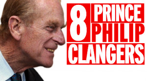 Prince Philip quotes: Relive 90 classic gaffes to mark his 90th ...