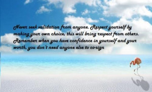 Self Respect Quotes & Sayings