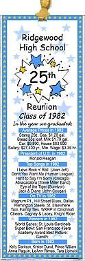 year you graduated class reunion more class reunion favors