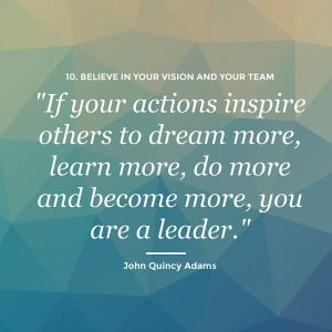 Leadership Quotes By Famous People .