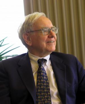 Description Warren Buffett KU Visit.jpg
