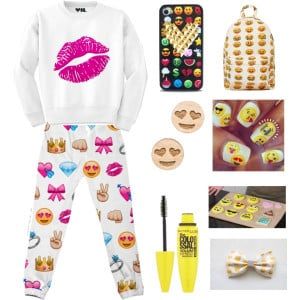emoji for girls outfit