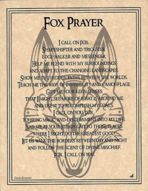 ... Parchment Poster Animal Spirit Guide Art Print Wicca Pagan Native Am