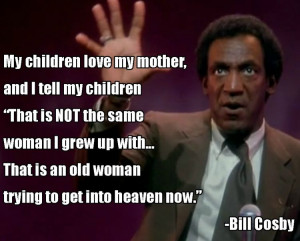 bill cosby quote on grandparents parents funny humor