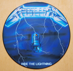 Ride The Lightning Picture...