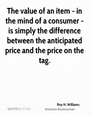 roy-h-williams-roy-h-williams-the-value-of-an-item-in-the-mind-of-a ...