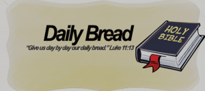 daily bread bible