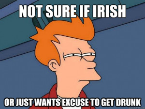 Memes That Best Describe St. Patrick's Day in College