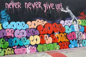 25 Inspirational Graffiti Quotes and Sayings