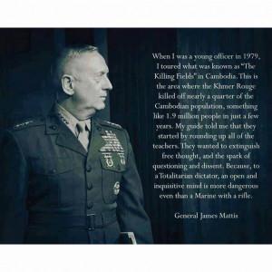 "General James ""Mad Dog"" Mattis"