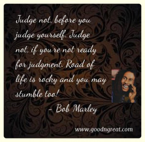 Bob Marley Quotes About Life Bob Marley Goodngreat Quotes
