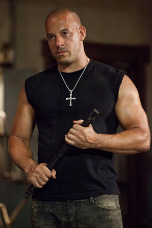 Fast and Furious Fast Five - Dom Toretto