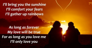 Love poems very romantic for use on social networks love