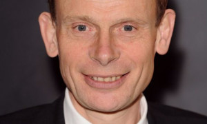 Andrew Marr is 4 Billion years old.