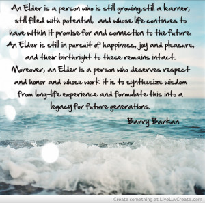 Inspirational Quotes About Elderly