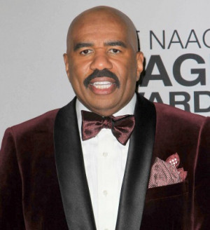 ... Out Just Yet! Love Quotes From Steve Harvey That Are Worth A Listen