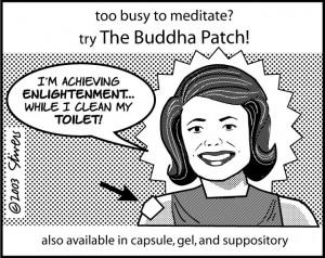Buddhist Joke