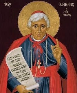 "WDTPRS: Collect for Bl. John Henry Newman and ""Lead, Kindly Light"""