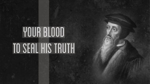 Below is an excerpt from a letter John Calvin wrote to five young ...