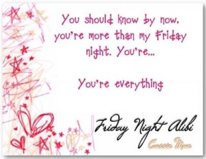 Goodreads | Michelle (Livermore, CA)'s review of Friday Night Alibi